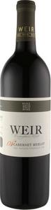Mike Weir Estate Cabernet/Merlot 2012, VQA Niagara Peninsula Bottle