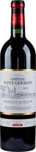 Calvet Chateau St. Germain Bordeaux Superieur 2012 Bottle