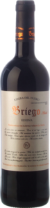 Bodegas Briego Reserva 2009 Bottle