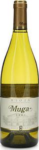 Bodegas Muga Barrel Fermented White 2013, Doca Rioja Bottle