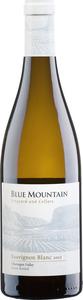 Blue Mountain Sauvignon Blanc 2012, Okanagan Valley Bottle
