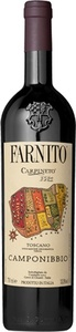 Carpineto Farnito Camponibbio 2007 Bottle