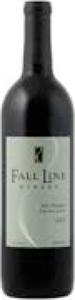 Fall Line Artz Vineyard Red 2009, Red Mountain Bottle