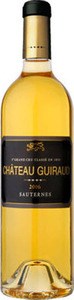 Château Guiraud 2007, Ac Sauternes (375ml) Bottle