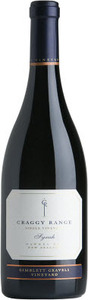 Craggy Range Gimblett Gravels Syrah 2011 Bottle
