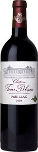 Château Tour Pibran 2009, Ac Pauillac Bottle