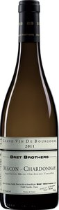 Bret Brothers Mâcon Chardonnay 2012 Bottle