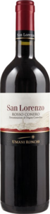 Umani Ronchi San Lorenzo Rosso Conero 2011, Doc Bottle