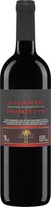 Cantine Due Palme Primitivo 2012, Igp Salento Bottle