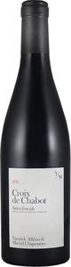 Yannick Alléno Et Michel Chapoutier Saint Joseph Croix De Chabot 2011 Bottle