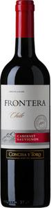 Frontera Cabernet Sauvignon 2012 Bottle