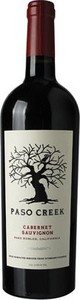 Paso Creek Cabernet Sauvignon 2011, Paso Robles Bottle