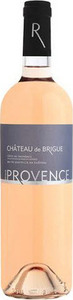 Chateau De Brigue Rose 2013 Bottle