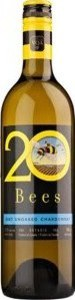 20 Bees Chardonnay Unoaked 2013, Ontario VQA Bottle