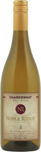 Noble Ridge Chardonnay 2011, VQA Okanagan Valley Bottle