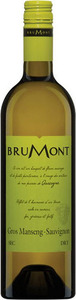 Brumont Gros Manseng Sauvignon 2013, Cote De Gascogne Bottle