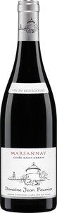 Domaine Jean Fournier Marsannay Les Longeroies 2012 Bottle