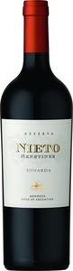 Nieto Senetiner Reserva Bonarda 2011 Bottle