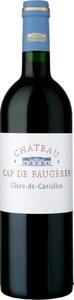 Château Cap De Faugères 2010, Ac Côtes De Castillon Bottle