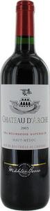 Château D'arche Cru Bourgeois 2010 Bottle