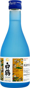 Hakutsuru Junmai Ginjo Sake (300ml) Bottle
