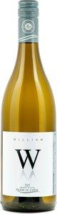Vignoble De La Rivière Du Chêne Cuvée William Blanc 2010 Bottle
