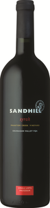 Sandhill Small Lots Syrah Phantom Creek Vineyard 2012, VQA Okanagan Valley Bottle