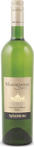 Nederburg Manor House Sauvignon Blanc 2013, Wo Western Cape Bottle
