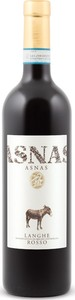 Asnas Langhe Rosso 2009, Doc Bottle