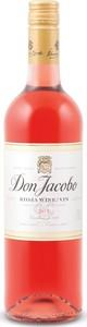 Don Jacobo Rosé 2013, Doca Rioja Bottle