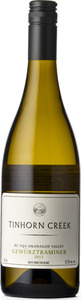 Cooper's Hawk Vineyards Gewurztraminer Lens 2013, VQA Lake Erie North Shore Bottle