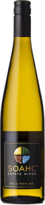 Soahc Estate Wines Riesling 2012, VQA Okanagan Valley Bottle