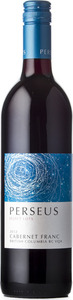 Perseus Winery Cabernet Franc 2012, VQA Okanagan Valley Bottle