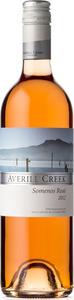 Averill Creek Somenos Rosé 2012, VQA Vancouver Island Bottle