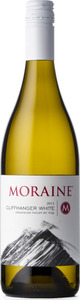 Moraine Estate Winery Cliffhanger White 2013, BC VQA Okanagan Valley Bottle