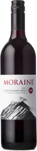 Moraine Estate Winery Cliffhanger Red 2013, BC VQA Okanagan Valley Bottle