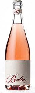 Bella Wines Sparkling Gamay   Oliver 2013, VQA Okanagan Valley Bottle
