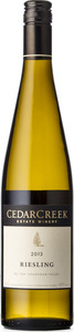 CedarCreek Riesling 2013, Okanagan Valley Bottle