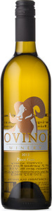 Ovino Winery Pinot Gris 2013, Okanagan Valley Bottle