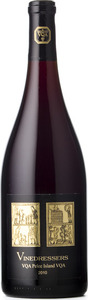 Pelee Island Vinedressers Pinot Noir 2010, Lake Erie North Shore Bottle