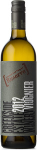 Creekside Reserve Viognier Queenston Road Vineyard 2012, VQA Niagara Peninsula Bottle