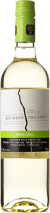 Between The Lines Riesling 2012 Bottle