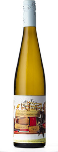 Blasted Church Gewurztraminer 2013, BC VQA Okanagan Valley Bottle