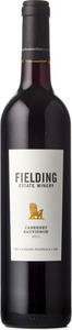 Fielding Estate Cabernet Sauvignon 2011, On Niagara Escarpment Bottle