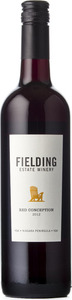 Fielding Red Conception 2012, VQA Niagara Peninsula Bottle