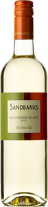 Sandbanks Estate Winery Sauvignon Blanc 2013, VQA Ontario Bottle