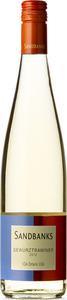 Sandbanks Gewurztraminer 2012, Ontario VQA Bottle