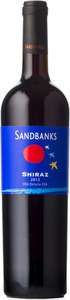 Sandbanks Shiraz 2012, VQA Ontario Bottle