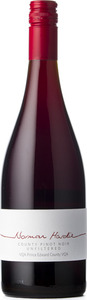 Norman Hardie County Unfiltered Pinot Noir 2012, VQA Prince Edward County Bottle