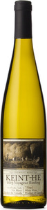 Keint He Voyageur Riesling 2013, Twenty Mile Bench Bottle